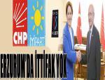Erzurum ittifak dışı... İYİ Parti-CHP Erzurum'da anlaşamadı...