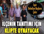 İspir Belediye Başkanı Çakır türkü klibinde oynayacak