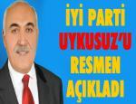 İYİ Parti Erzurum Büyükşehir Belediye Başkan adayını resmen açıkladı