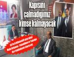 İYİ Parti Milletvekili aday adayı Melih Kırkpınar: Kapısını çalmadığımız kimse kalmayacak