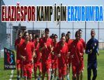 Elazığspor yeni sezon hazırlıklarını Erzurum'da sürdürüyor...
