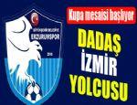 Türkiye Kupası'nda kuralar çekildi... Dadaş İzmir yolcusu...