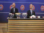 Beşiktaş ve Trabzonspor'un Avrupa'daki Rakipleri Belli Oldu