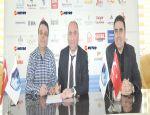 Metro Turizm Erzurumspor'a sponsor oldu...