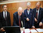 Erzurum Büyükşehir Belediyesi Sosyal Denge Sözleşmesini yeniledi...