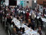 Erzurum Büyükşehir Belediyesi Uzundere'de kardeşlik sofrası kurdu...