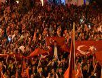 Erzurum Büyükşehir Belediyesi 67 bin 500 bayrak dağıttı..