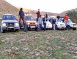 Erzurum'da Offroadçılar yeni sezonu açtı