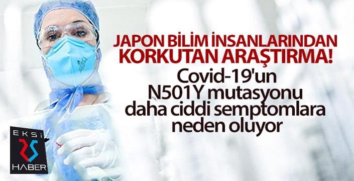 Japon bilim insanlarından korkutan araştırma