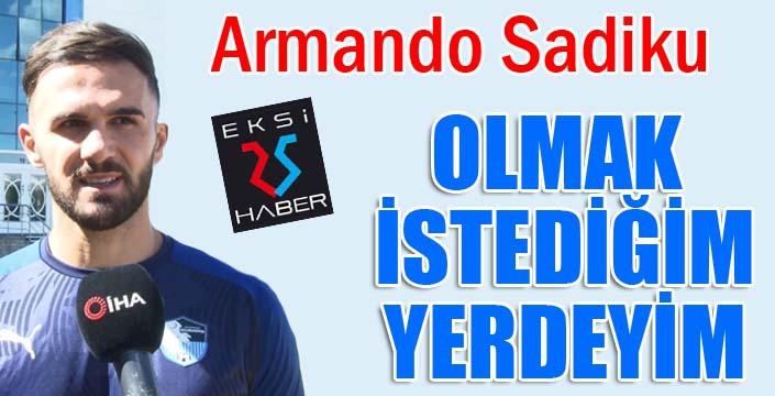 Armando Sadiku:
