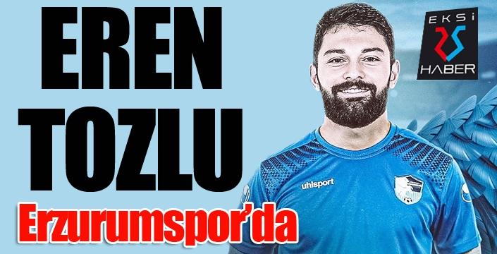 Eren Tozlu BB Erzurumspor'da