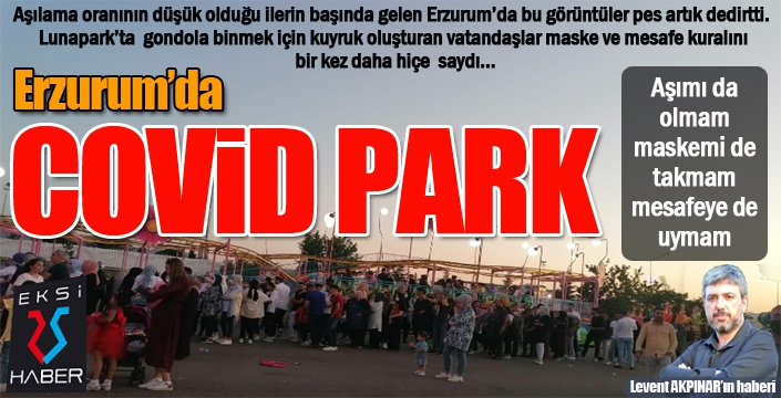 Erzurum'da bu görüntüler pes artık dedirtti...