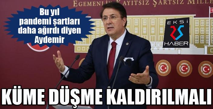İbrahim Aydemir'den