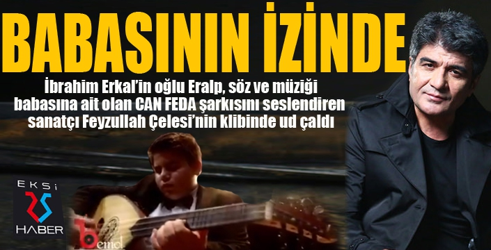 İbrahim Erkal'ın oğlu Eralp'ten muhteşem ud taksimi...