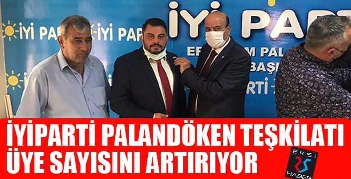 İYİ Parti'den üye atağı...