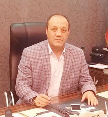 Naim Karataş yeniden başkan seçildi