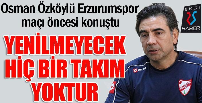 Osman Özköylü: