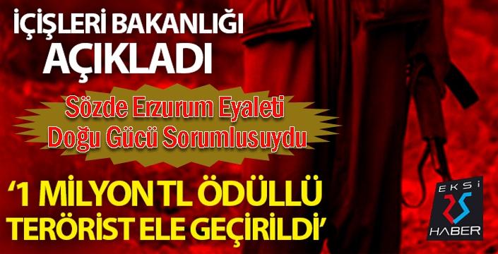 PKK'nın sözde Erzurum sorumlusuydu... ÖLDÜRÜLDÜ...