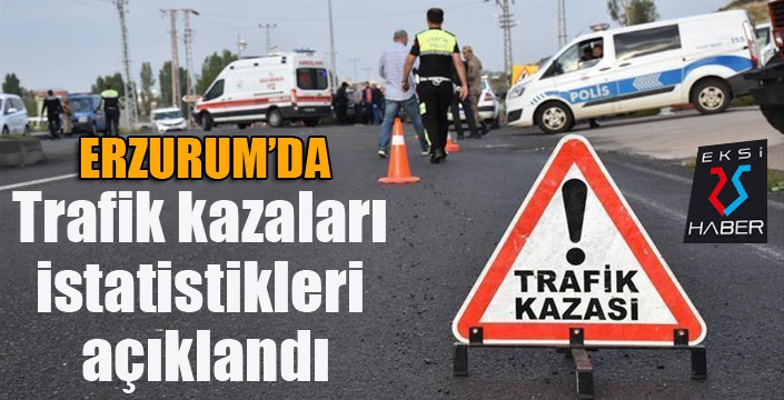 Trafik kazalarında 7 ayda 11 kişi hayatını kaybetti